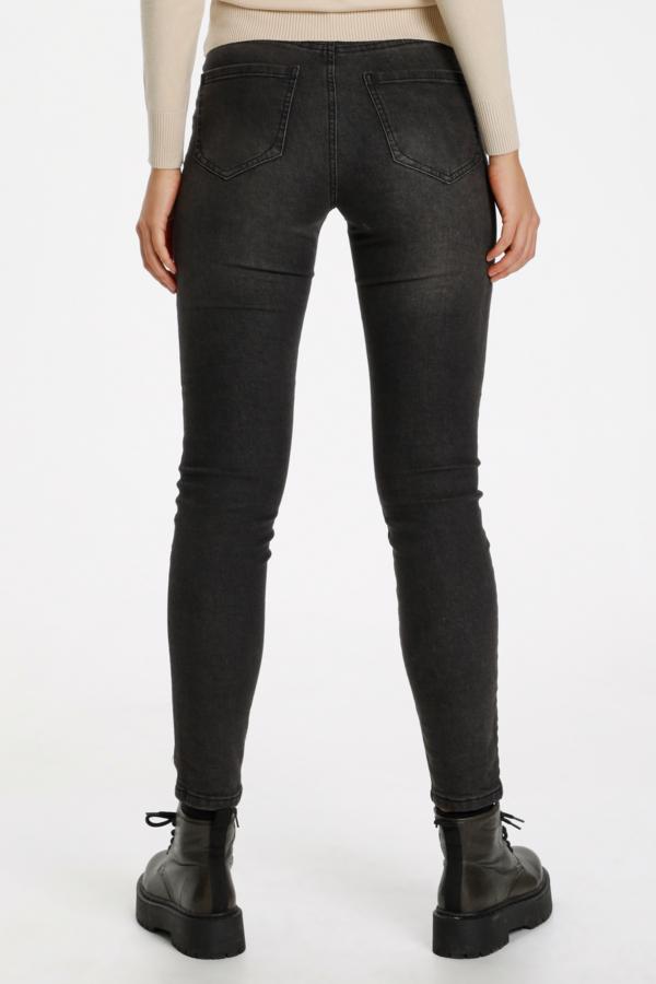 Saint Tropez TinnaSZ jeans, dark grey, small