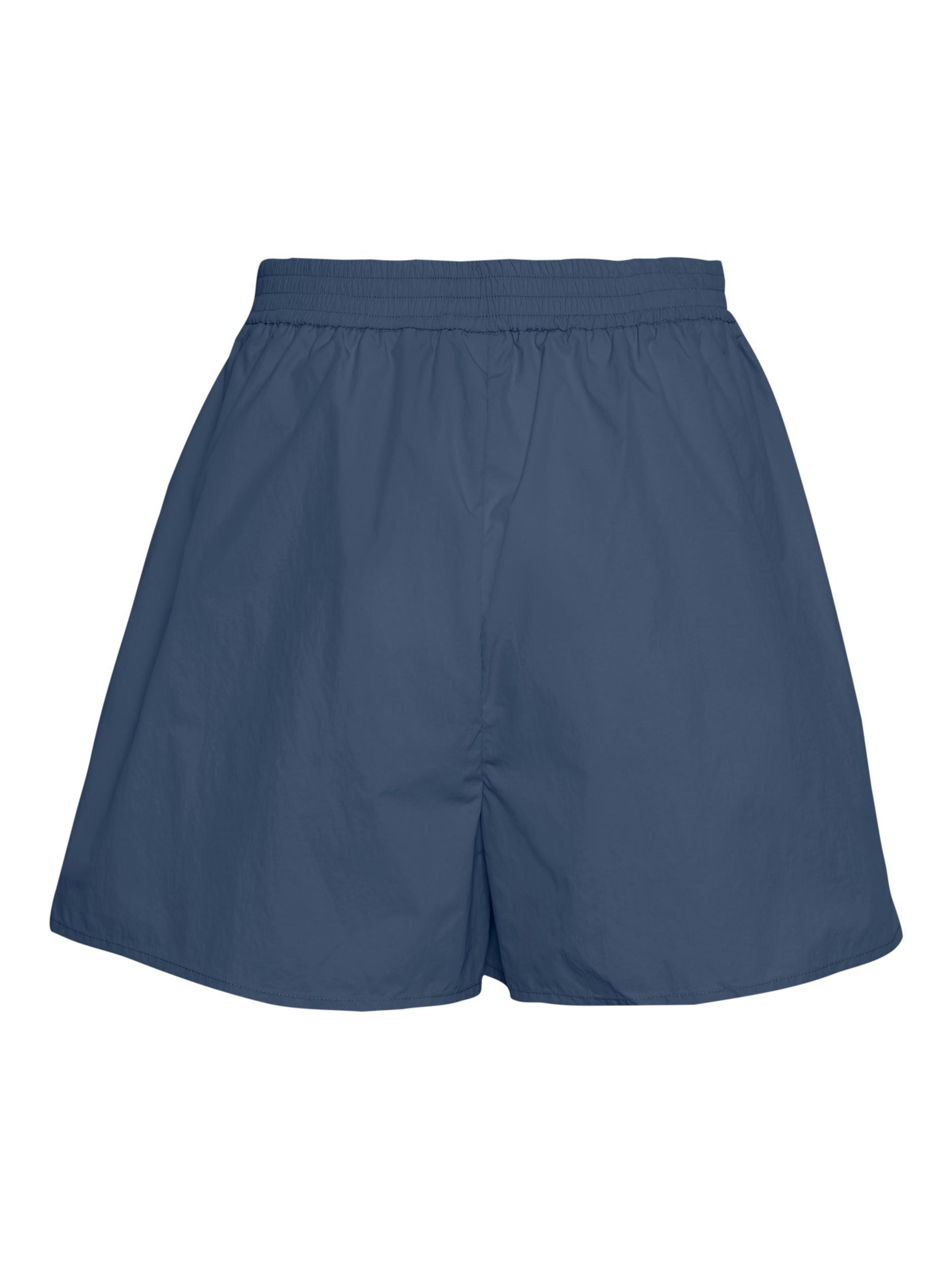 Vero Moda Oislay shorts, vintage indigo, medium