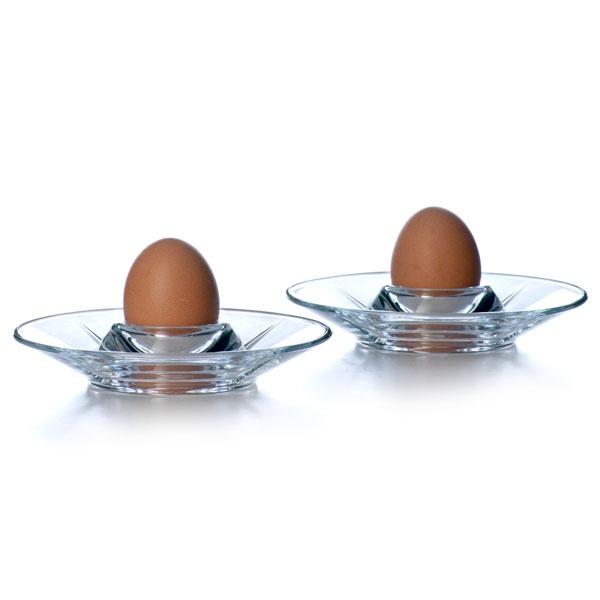 Rosendahl Grand Cru æggebæger, klar, 2 stk