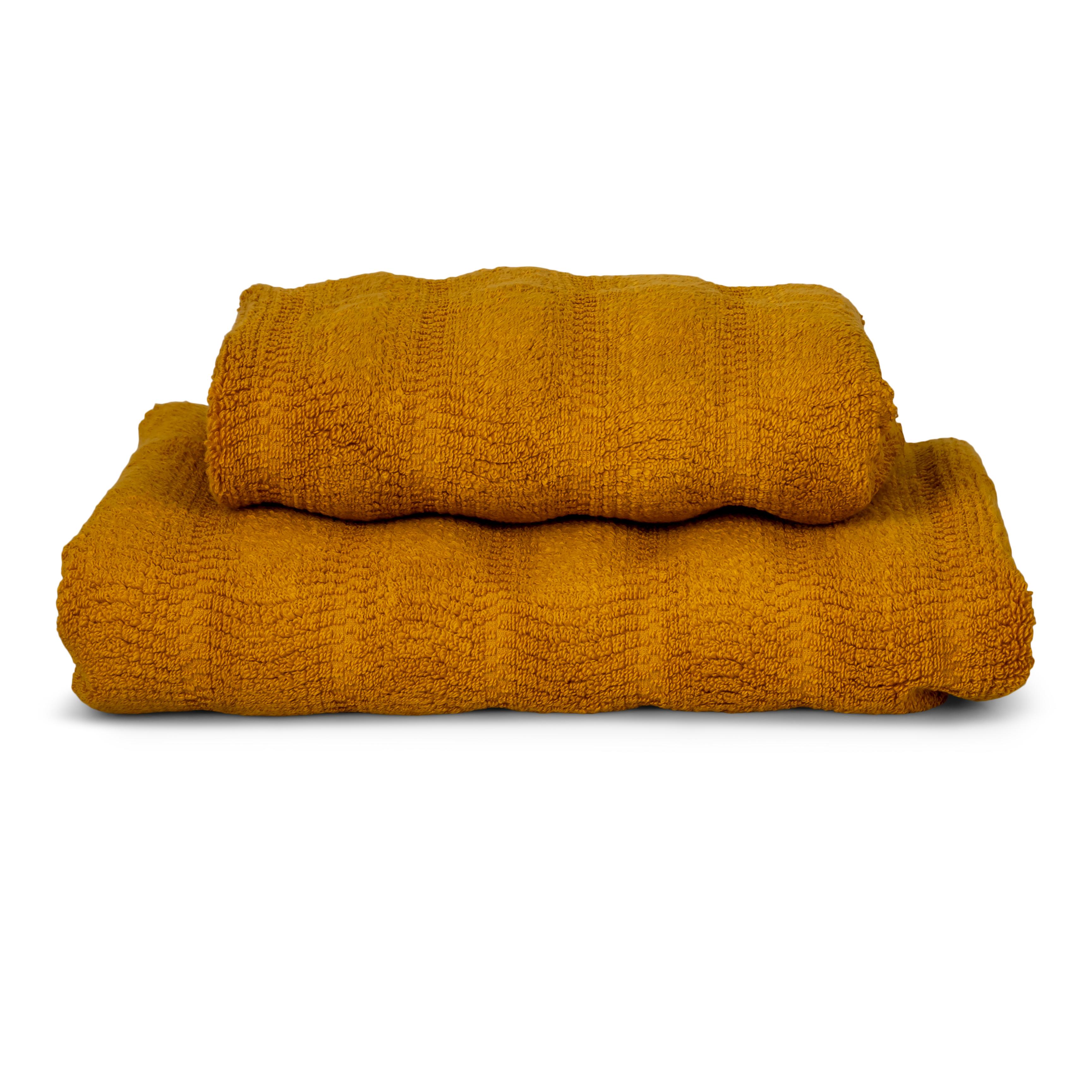 Nordstrand Wave håndklæde, hvid