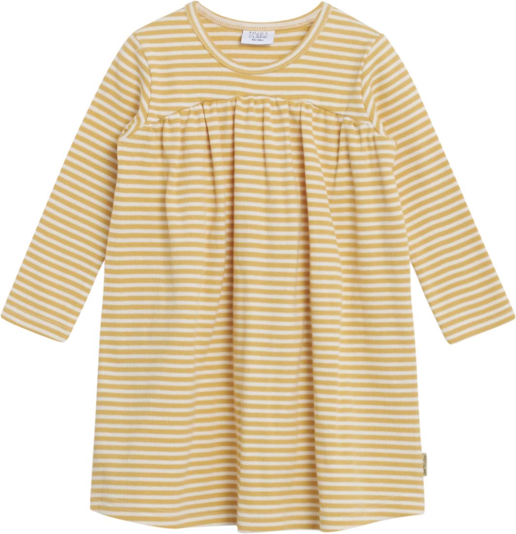 Hust & Claire Dineke kjole, banana, 110