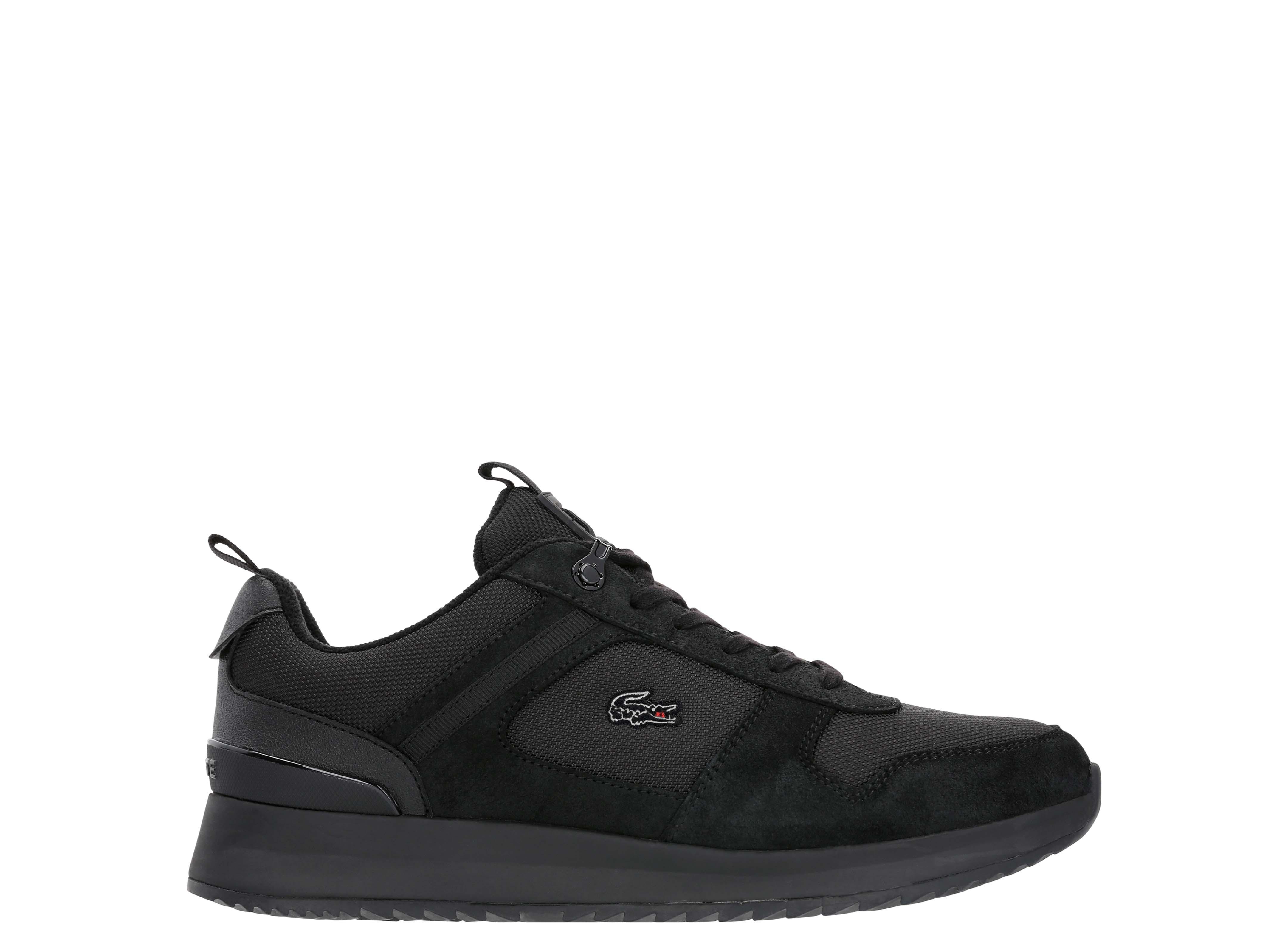 Lacoste Joggeur 2.0 sneakers, black, 45