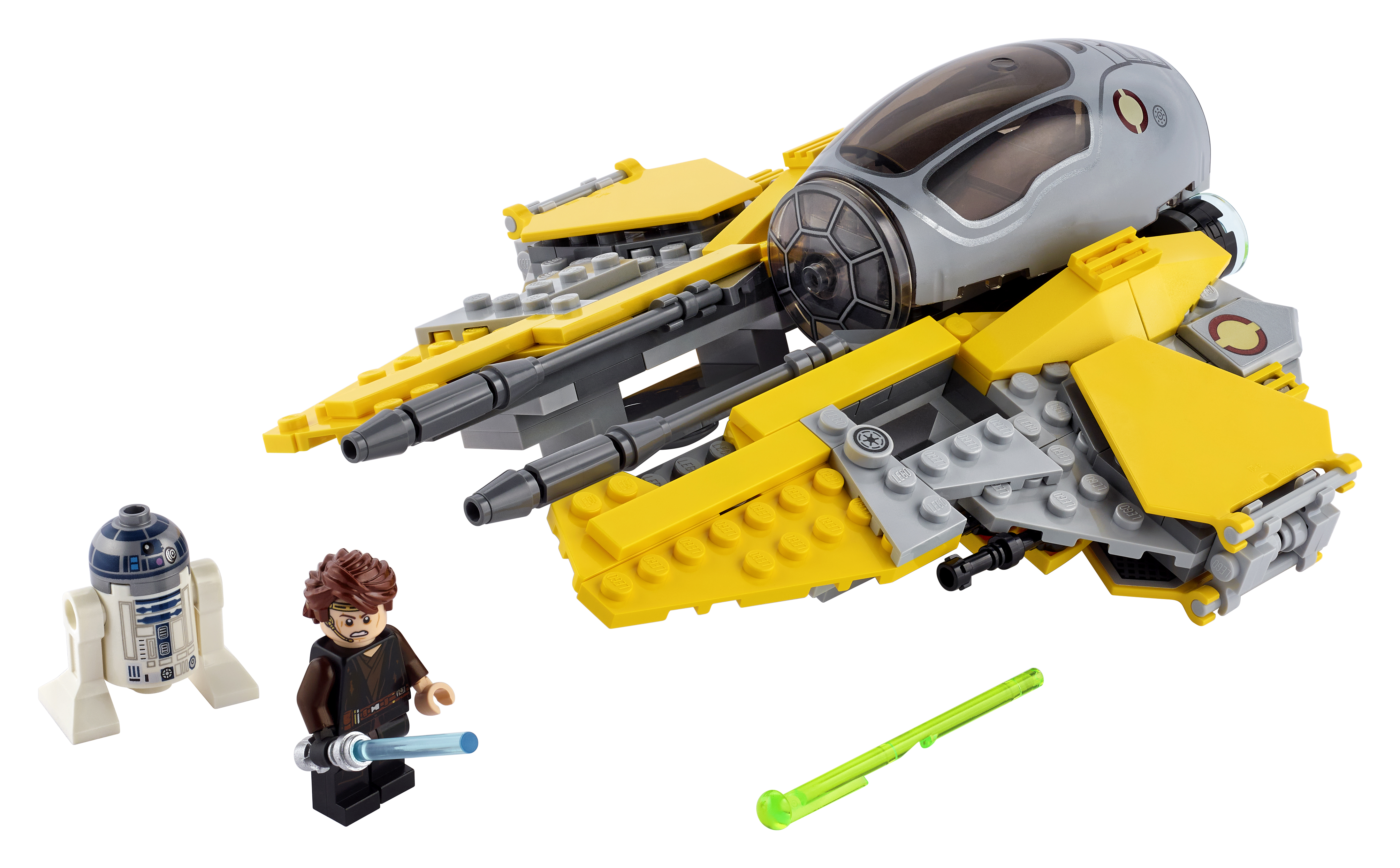LEGO Star Wars Anakins Jedi Interceptor - 75281