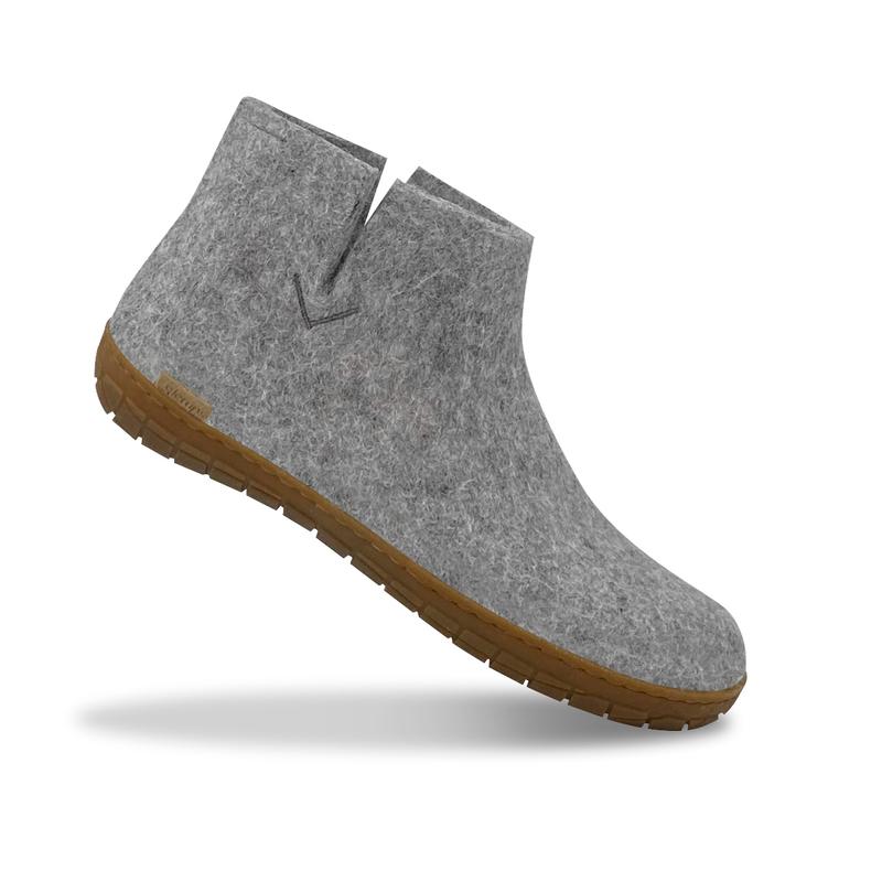 Glerups støvle med skindsål