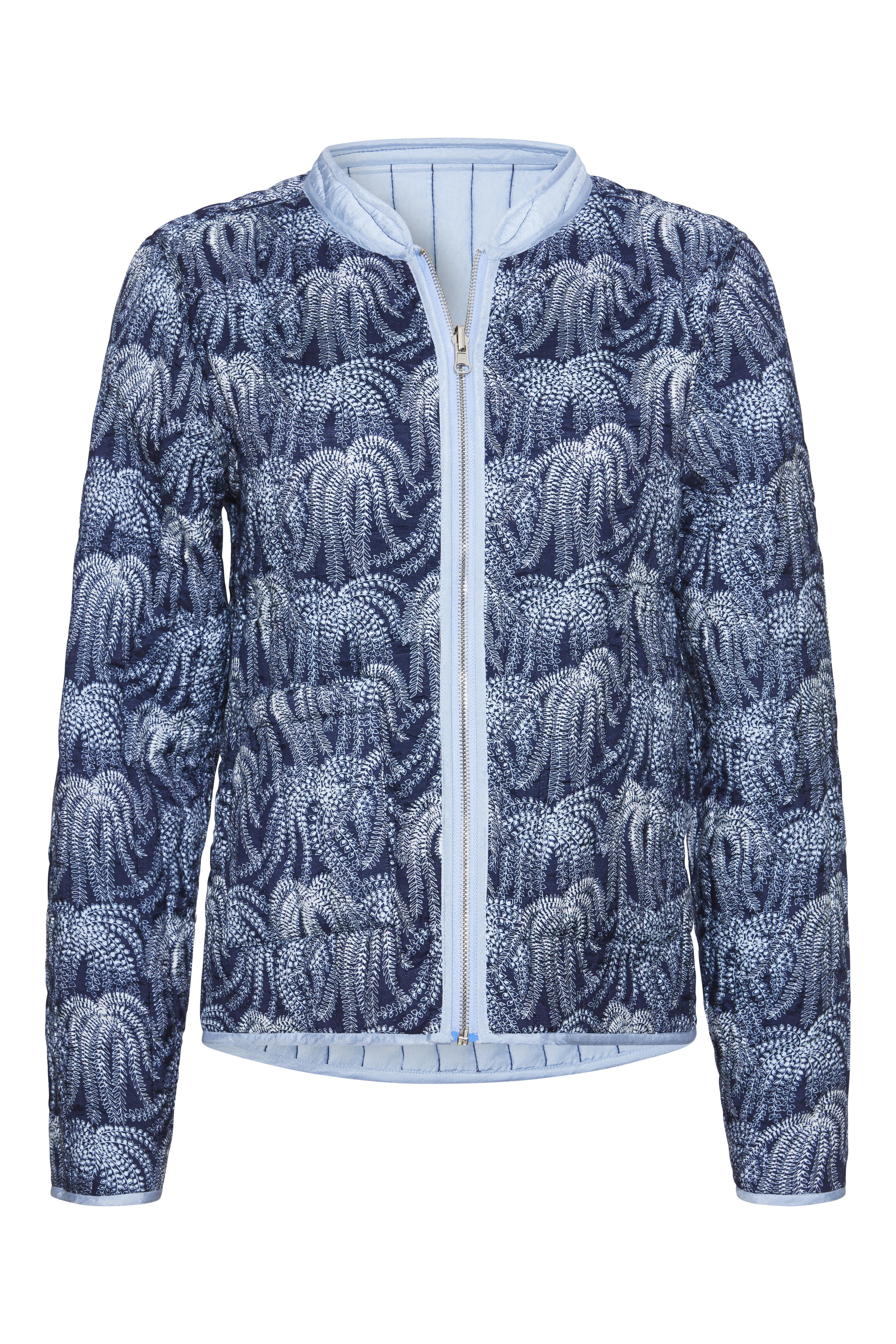 PBO Howli jakke, blue iris, 42