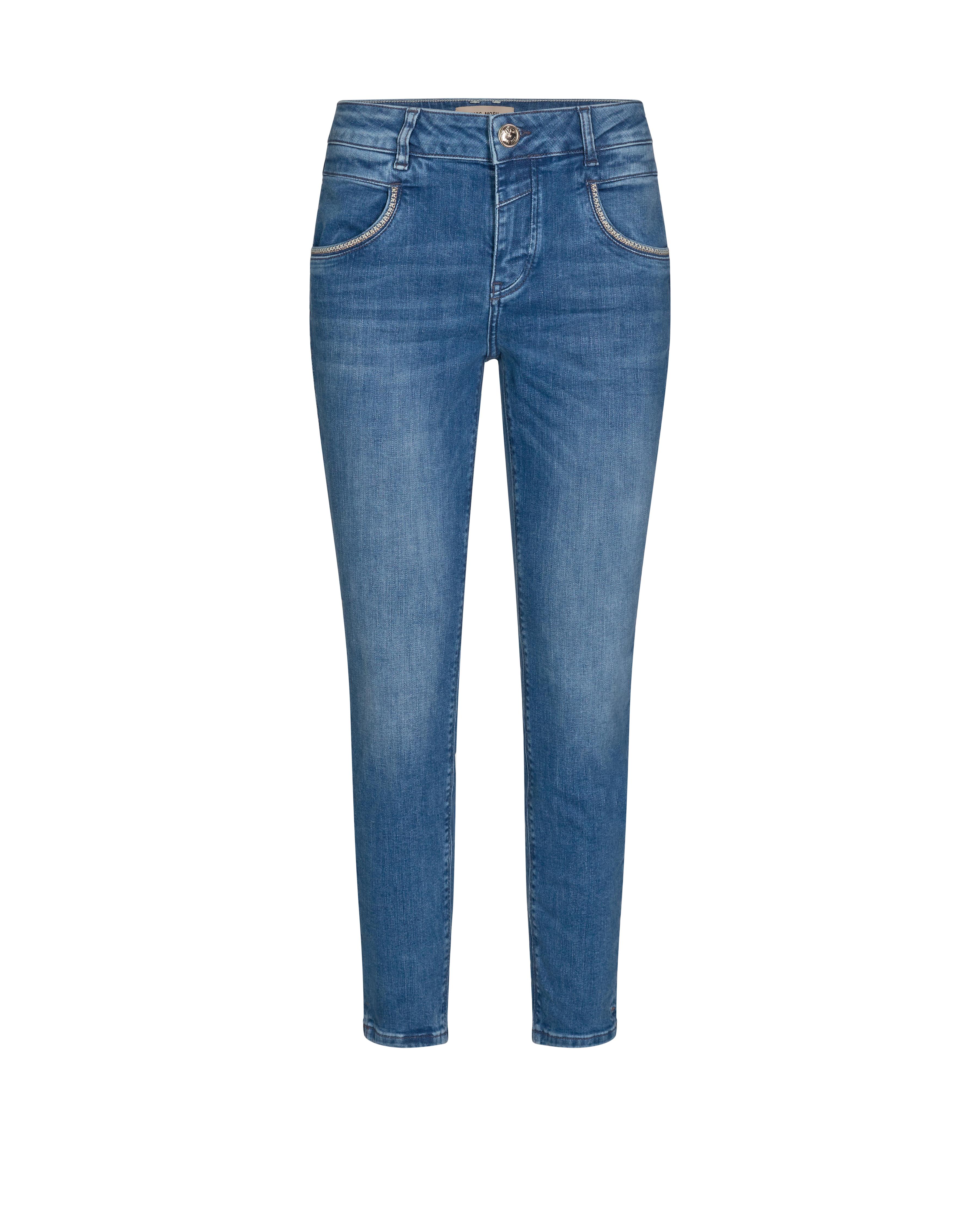 Mos Mosh Naomi Gloss jeans, blue, 31