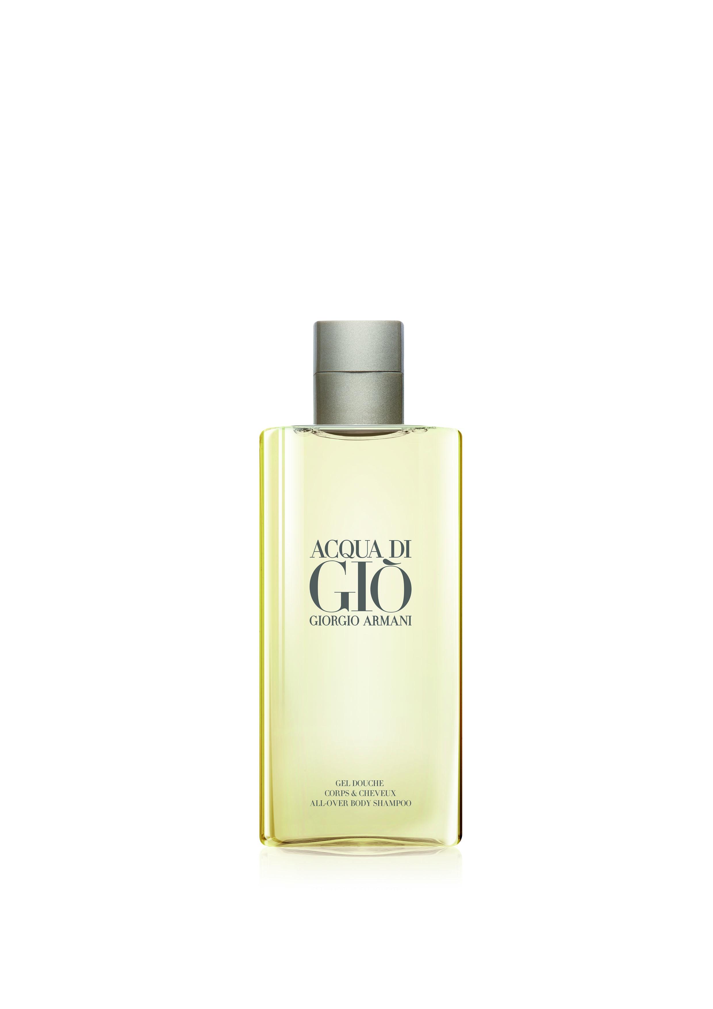 Giorgio Armani Acqua Di Giò All-Over Body Shampoo, 200 ml