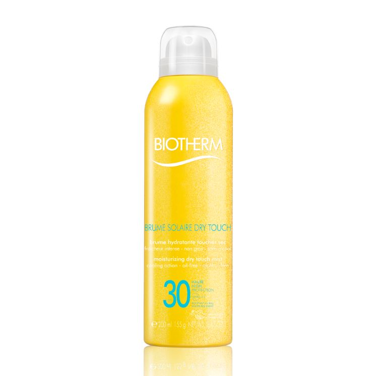 Biotherm Brume Solaire Dry Touch Mist SPF30, 200 ml