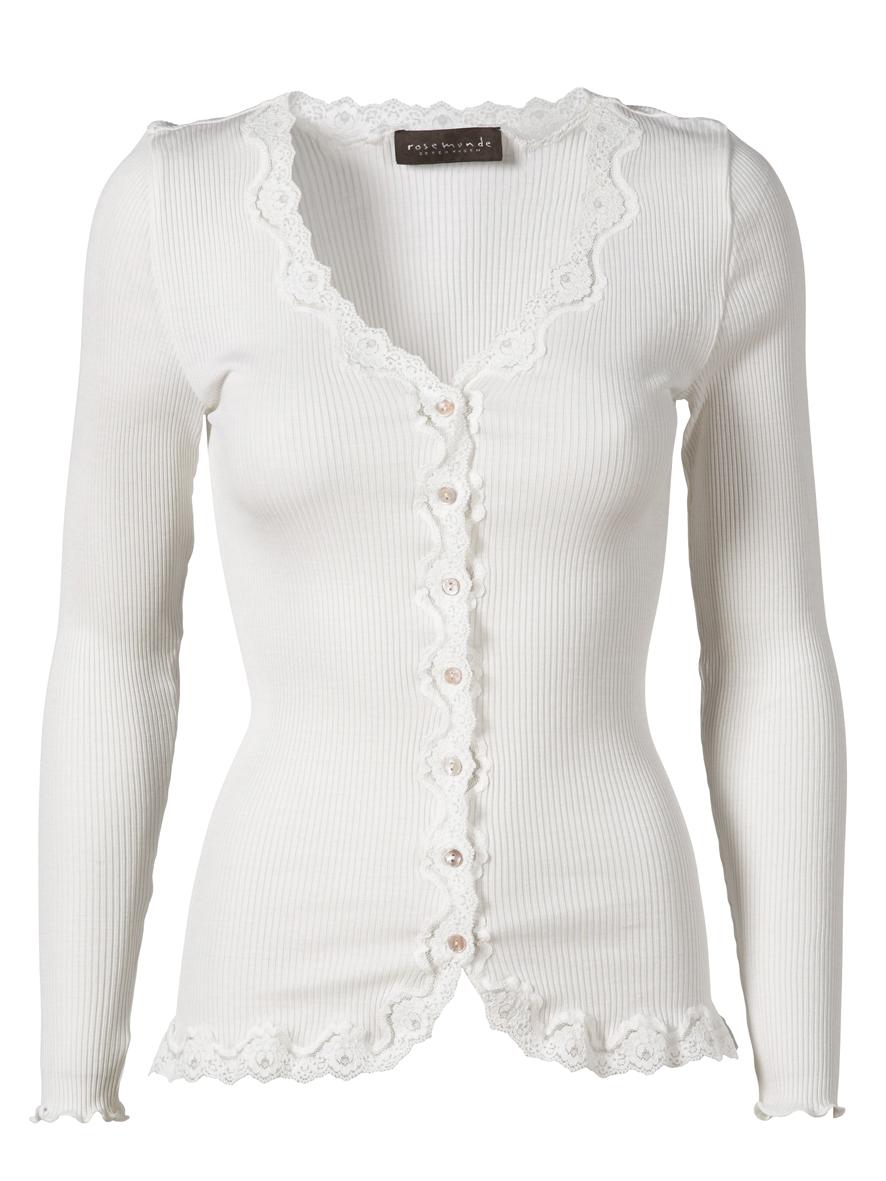 Rosemunde 5420 cardigan, new white, medium