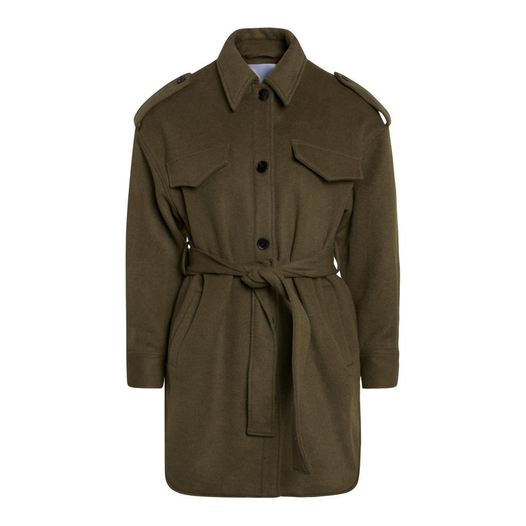 Co'Couture Maximillian jakke, Olive, XL