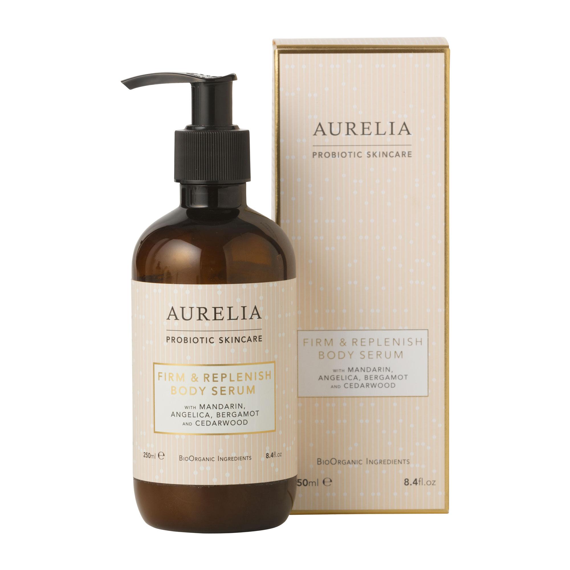 Aurelia Firm & Replenish Body Serum, 250 ml