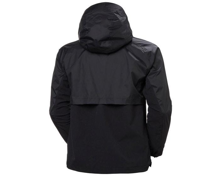 Helly Hansen Logr 2.0 jakke, black, small