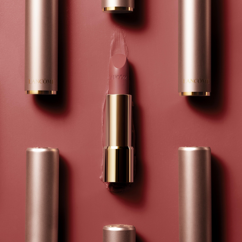 Lancôme L'Absolu Rouge Intimatte Mat Læbestift, 155 Burning Lips