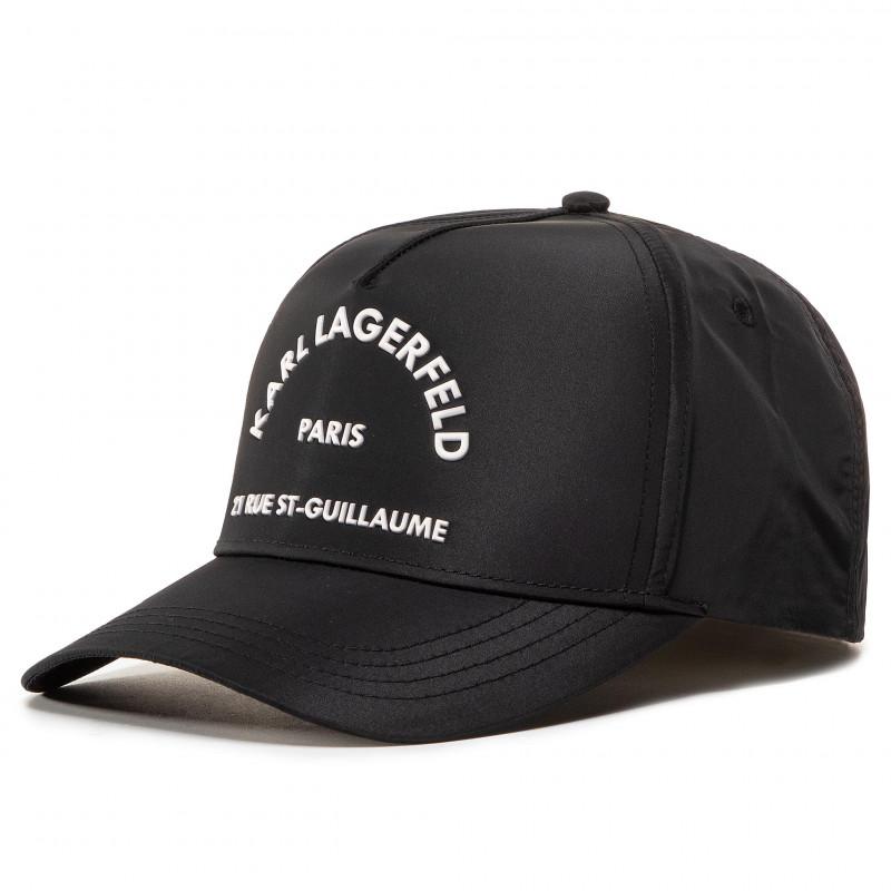 Karl Lagerfeld Logo cap