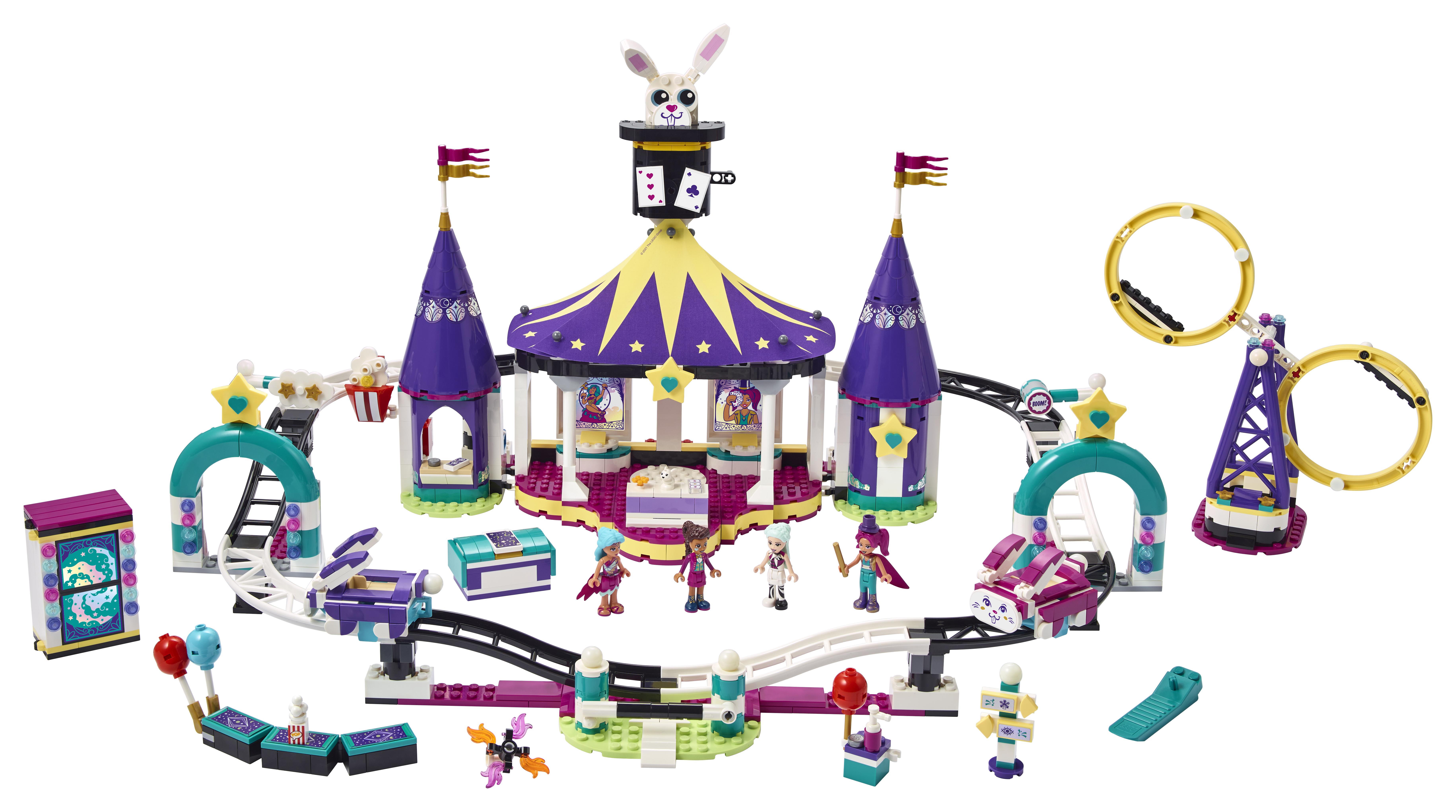 LEGO Friends Magisk rutsjebane-forlystelse - 41685