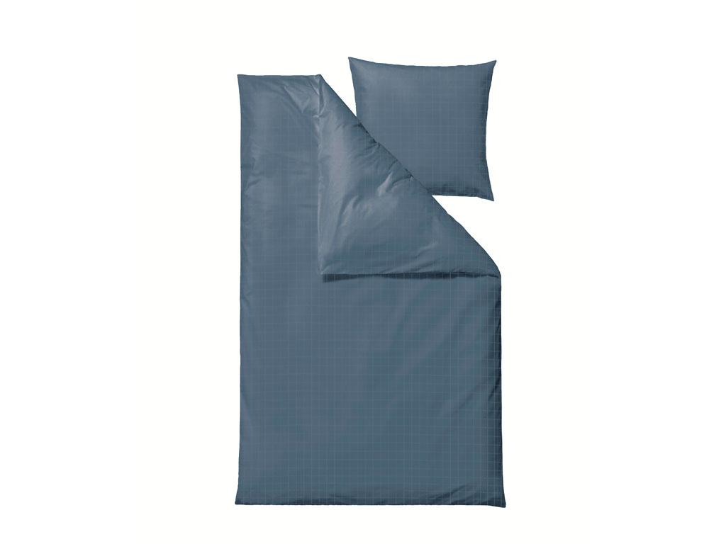 Södahl Clear sengelinned, 140x200 cm, china blue