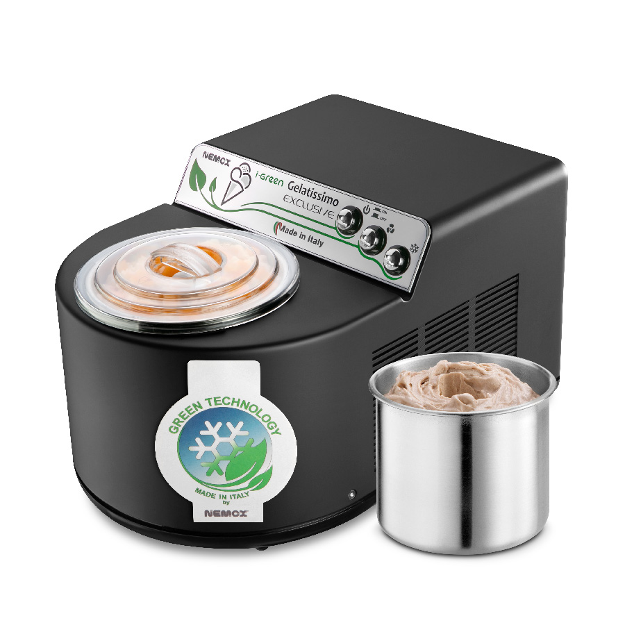 Nemox Gelatissimo Exclusive I-Green ismaskine