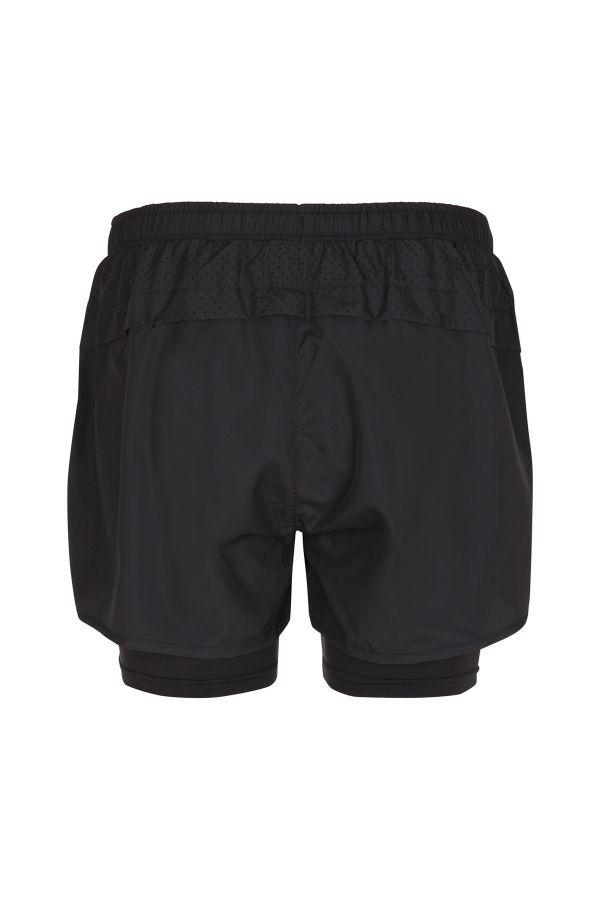 Newline Base 2 Layer Shorts 13748, black, small