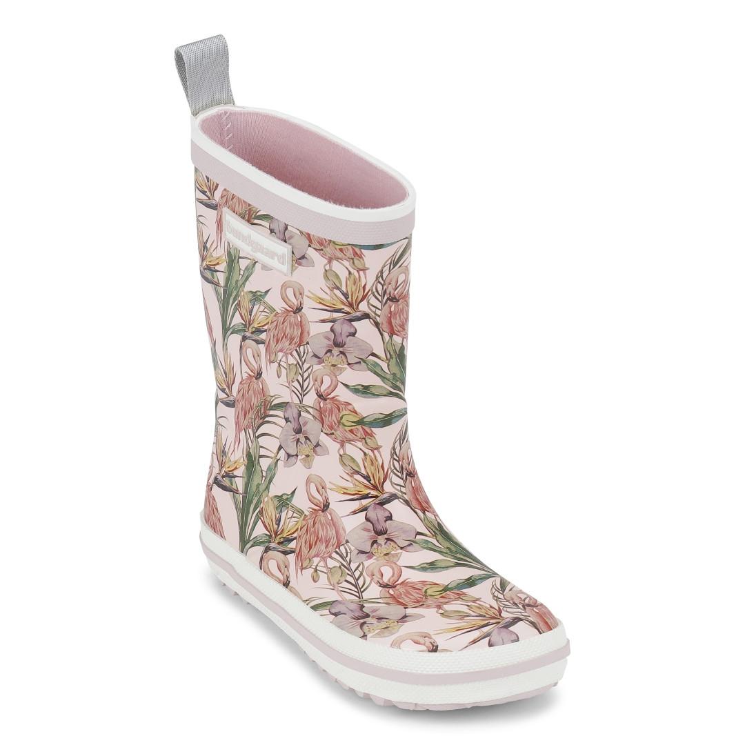 Bundgaard Classic gummistøvle, rose flamingo, 21