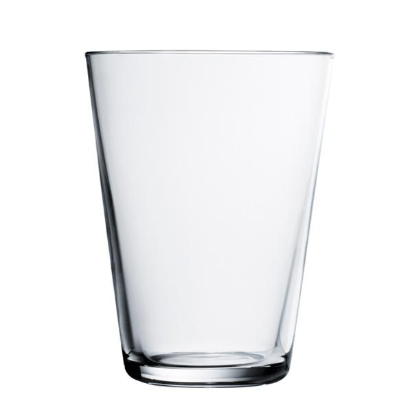 Iittala Kartio glas, 400 ml, clear, 2 stk