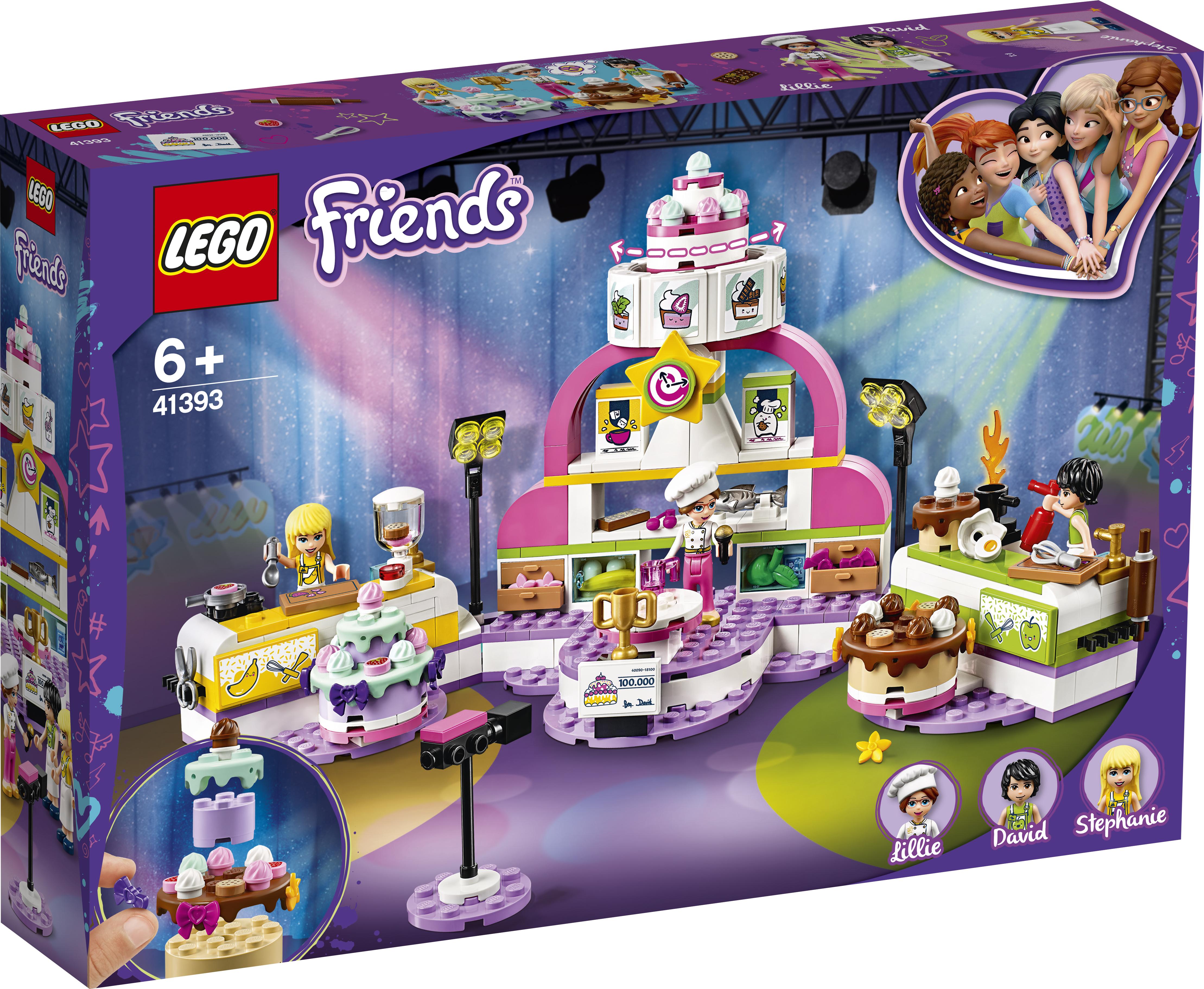 LEGO Friends Bagekonkurrence - 41393