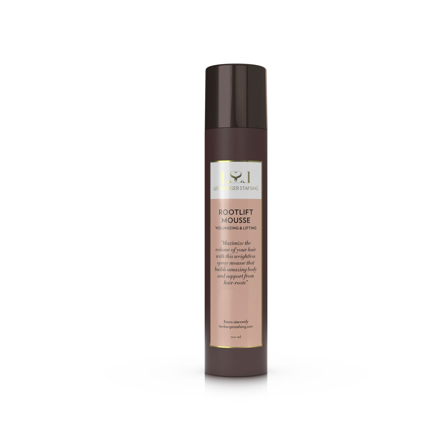 Lernberger Stafsing Root Lift Mousse, 200 ml