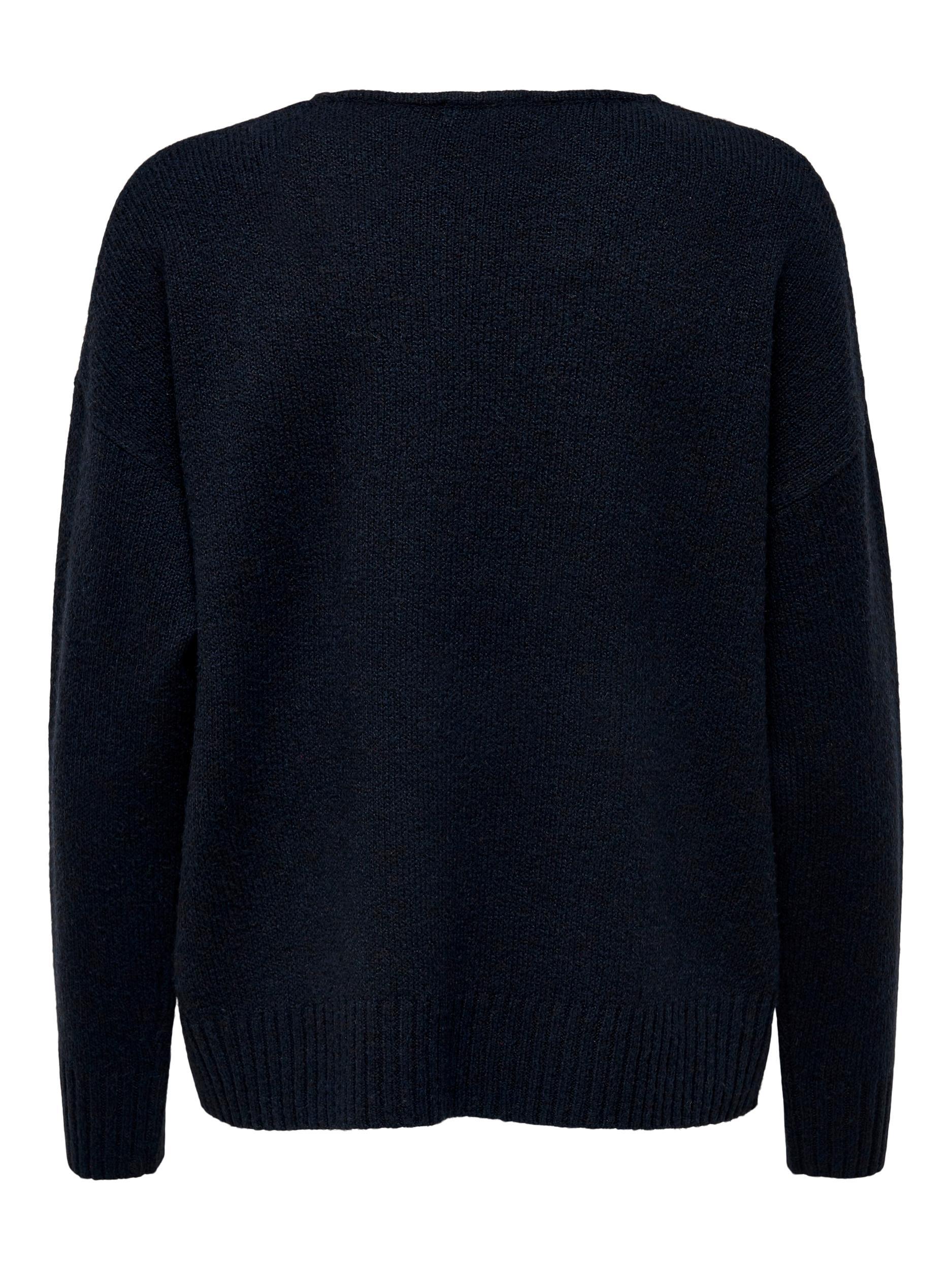 Jacqueline de Yong Gitta sweater, sky captain, x-small