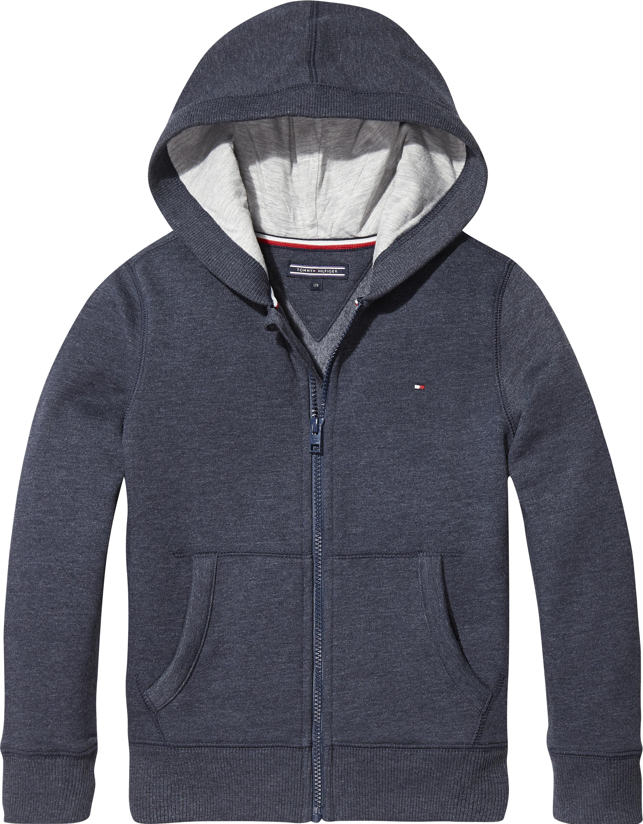 Tommy Hilfiger Basic zip hoodie