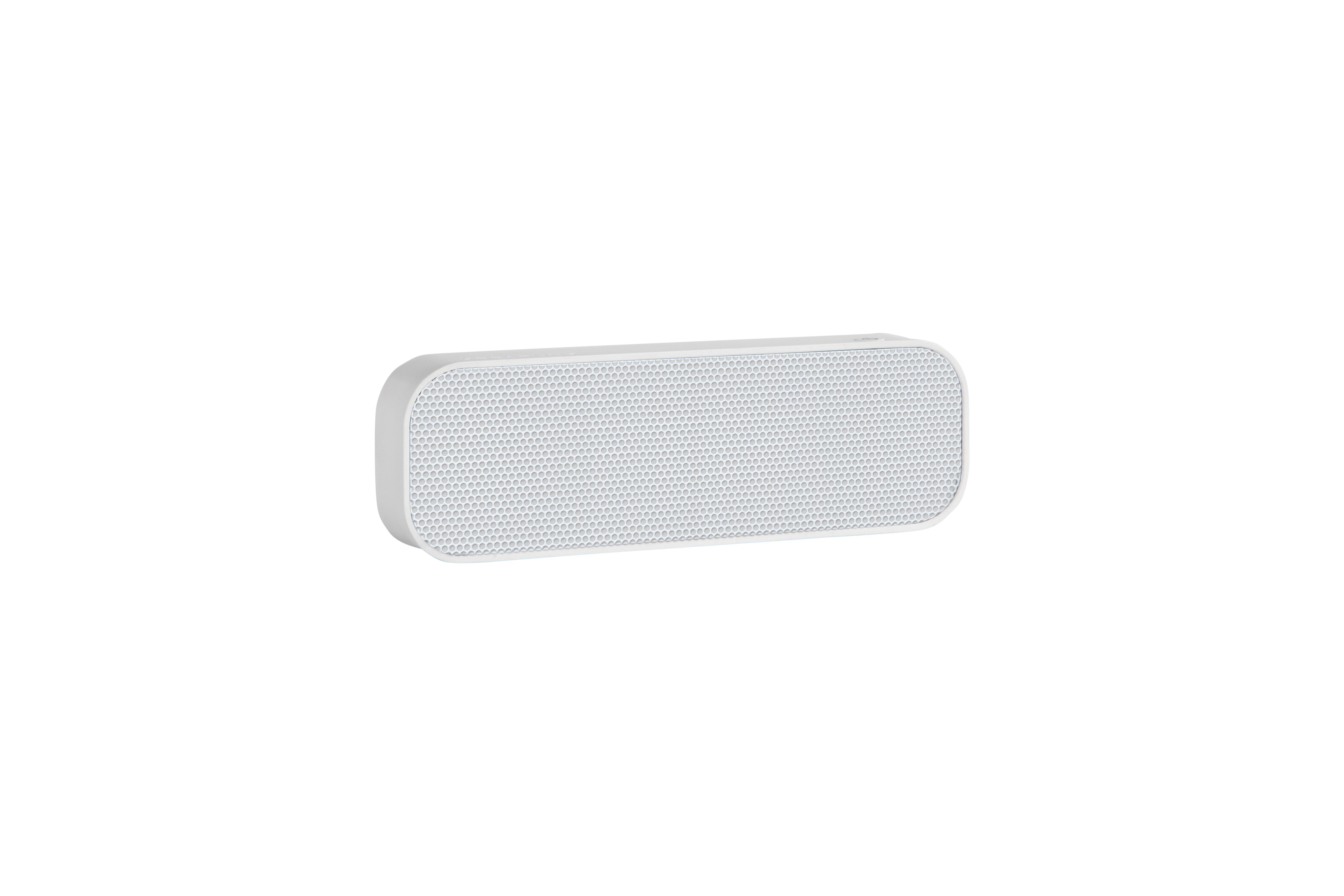 Kreafunk aGROOVE bluetooth højtaler, white