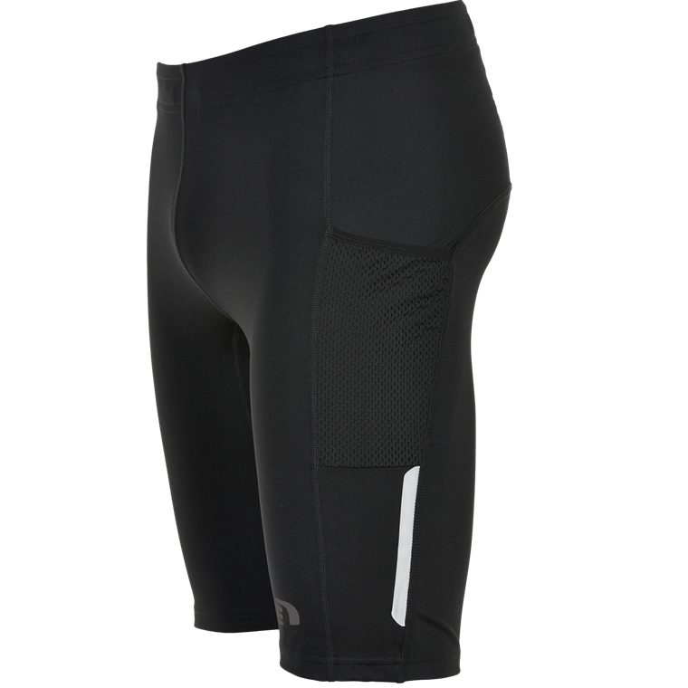 Newline Sprinter shorts, black, large
