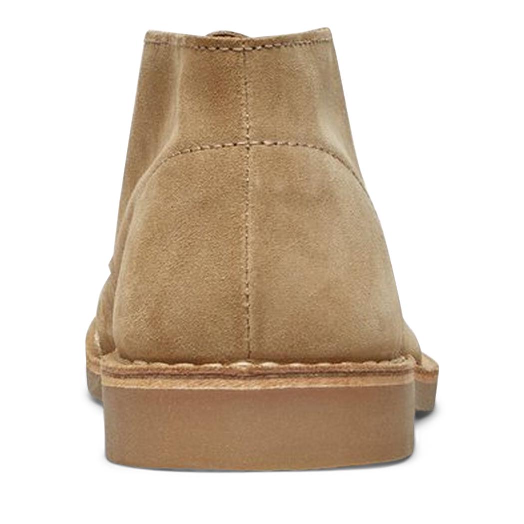 Selected 16066549 støvle, beige/crockery, 40