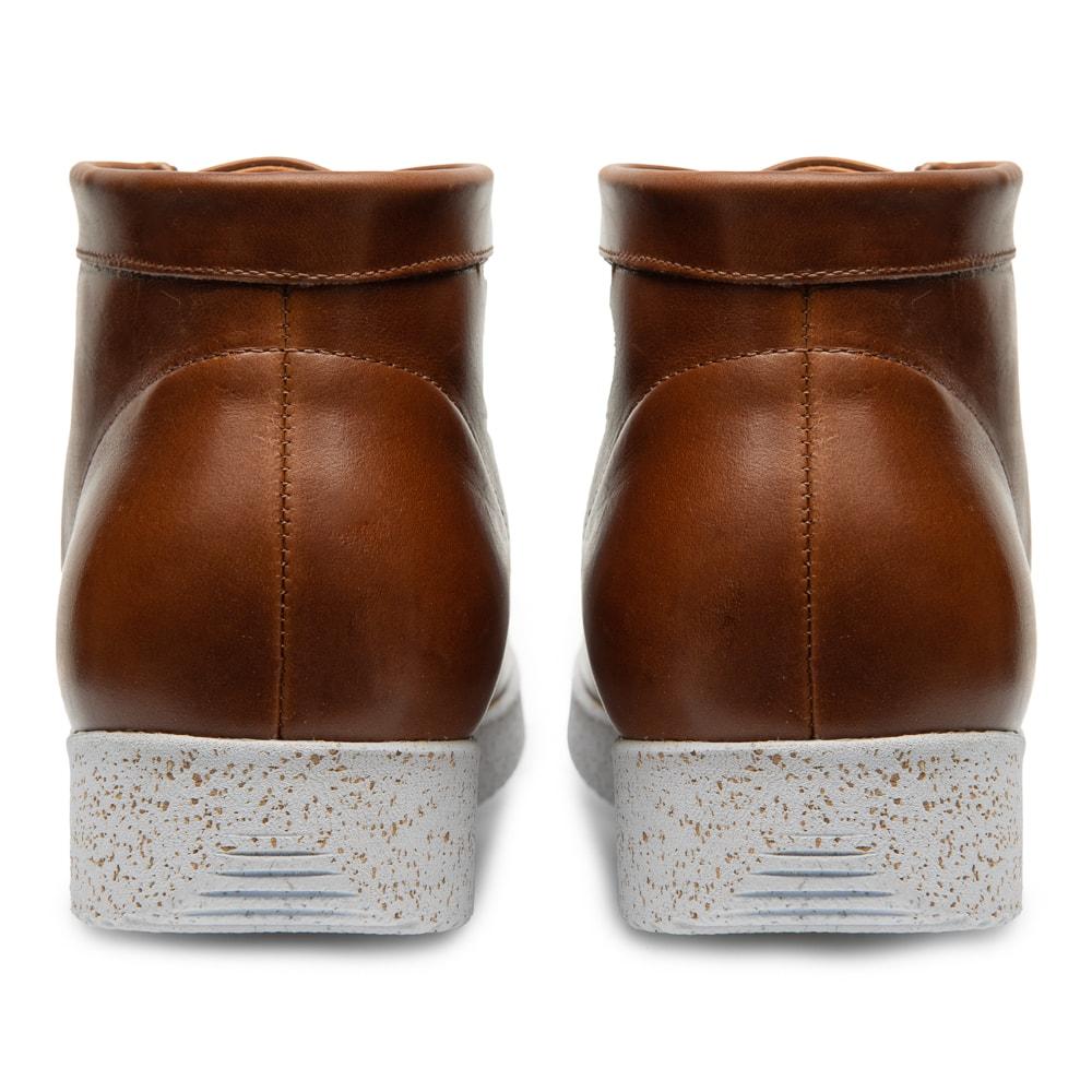 Nature Læderstøvler, Brun, 39