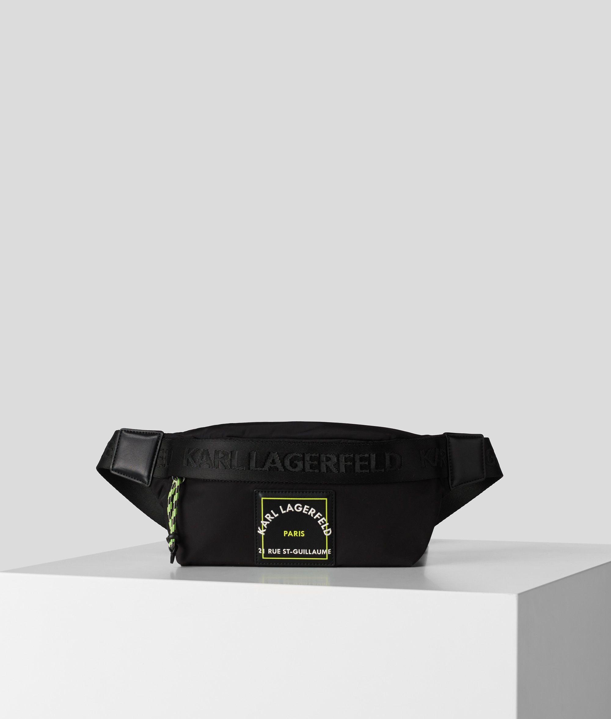 #Julekat, Karl Lagerfeld Rue ST-Guillaume bæltetaske