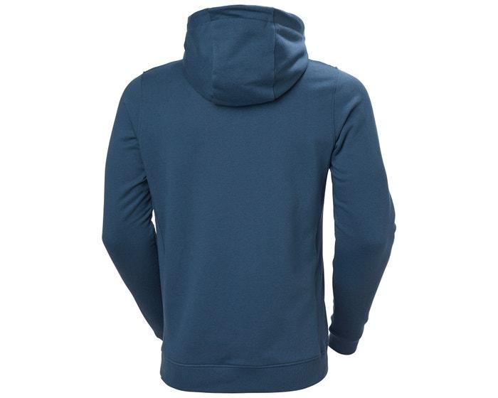 Helly Hansen F2F hoodie, deep steel, x-large