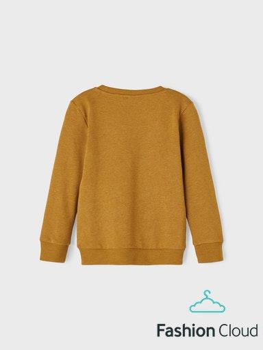 Name It Van Sweatshirt, Cumin, 104 cm