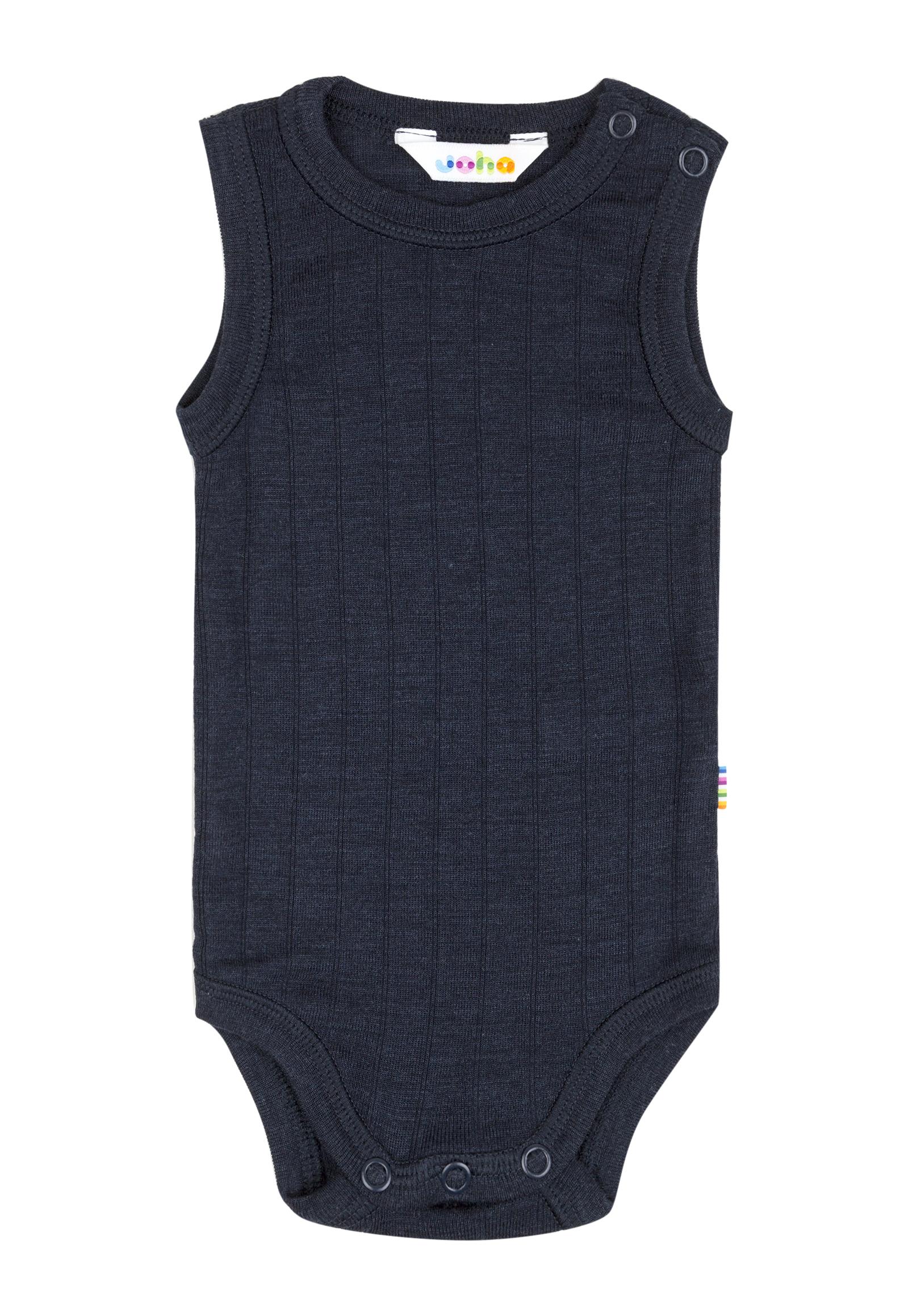 Joha 65517-185 sleeveless body, navy, 70