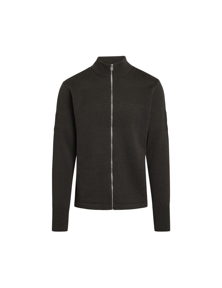 Mads Nørgaard Wool Klemens Zip sweater
