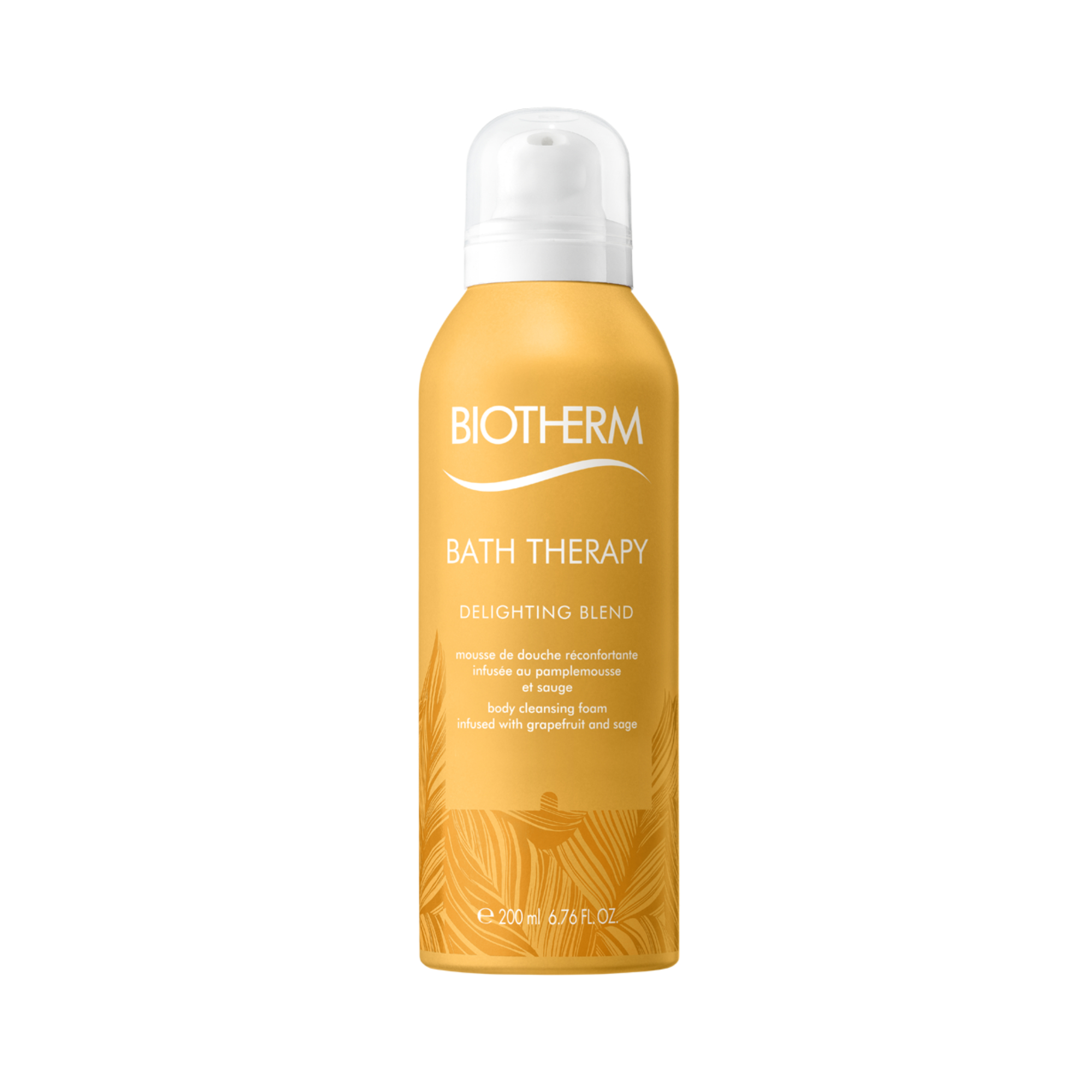 Biotherm Bath Therapy Delighting Foam, 200 ml