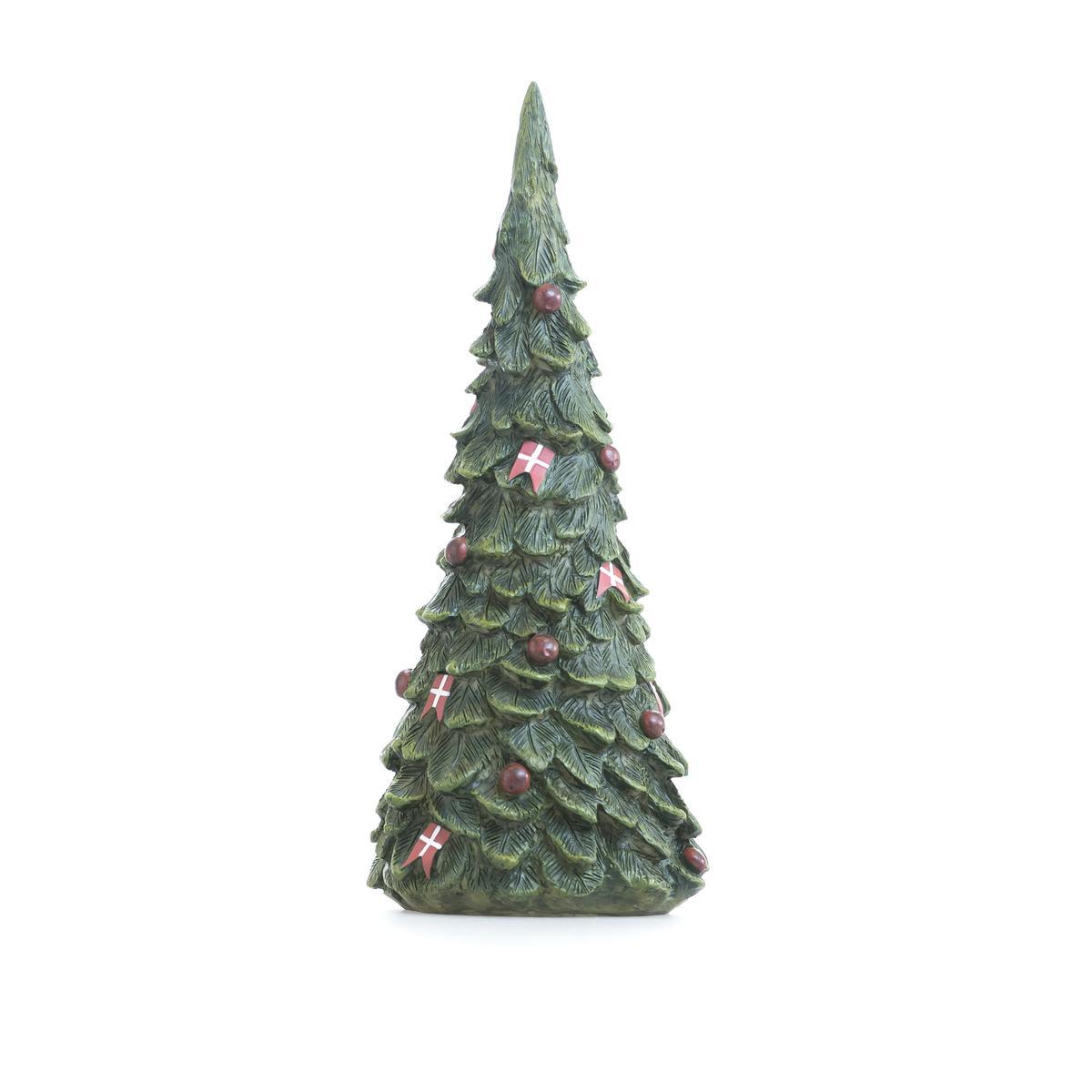 Klarborg Stort juletræ