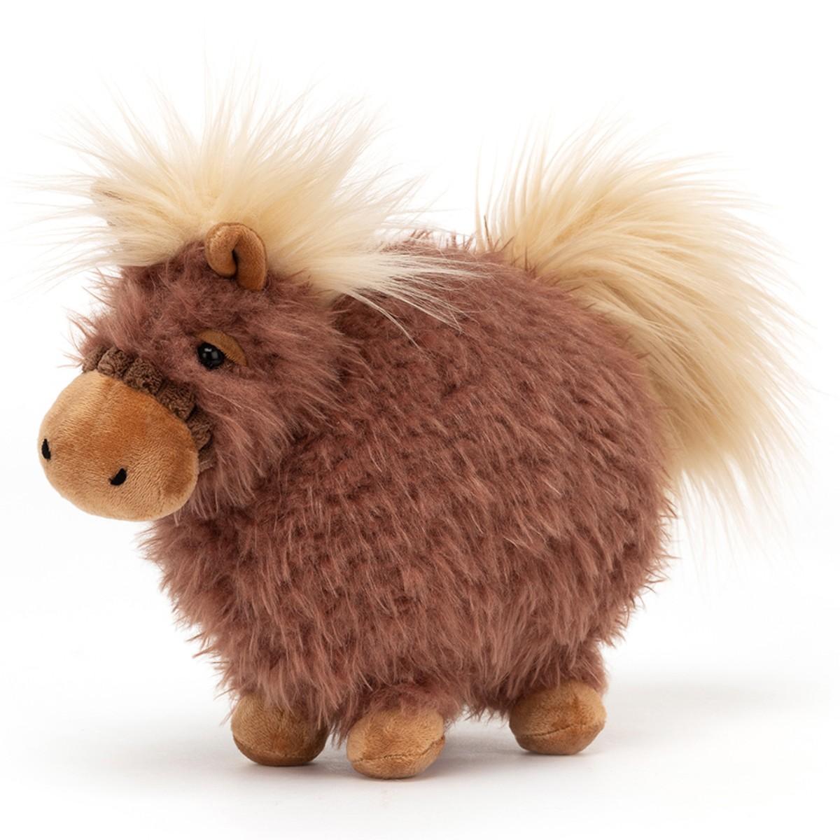 Jellycat, Rolbie pony, 15 cm