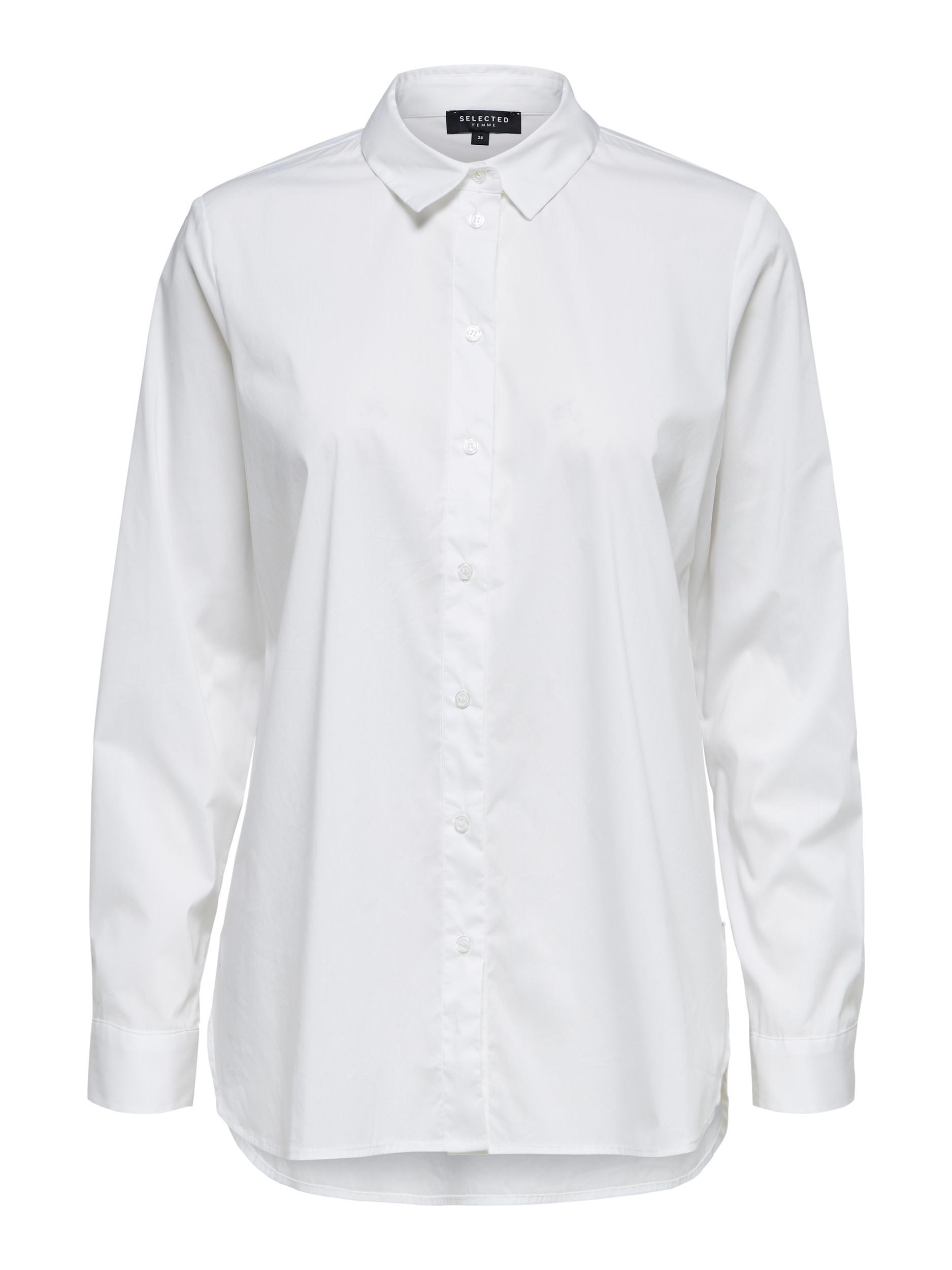 Selected Femme Fori skjorte