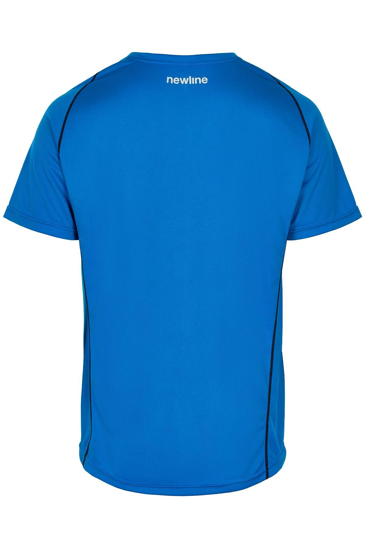Newline Core Coolskin t-shirt, blue, small
