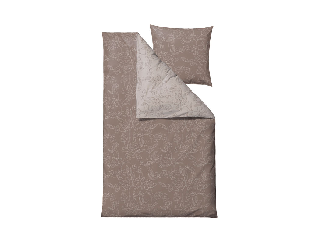 Södahl Infinity sengelinned, 140x200 cm, atlantic