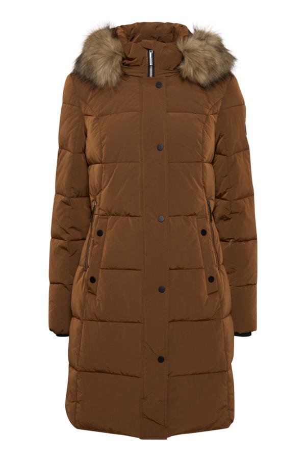 Fransa Frbabac jakke, gold brown, medium