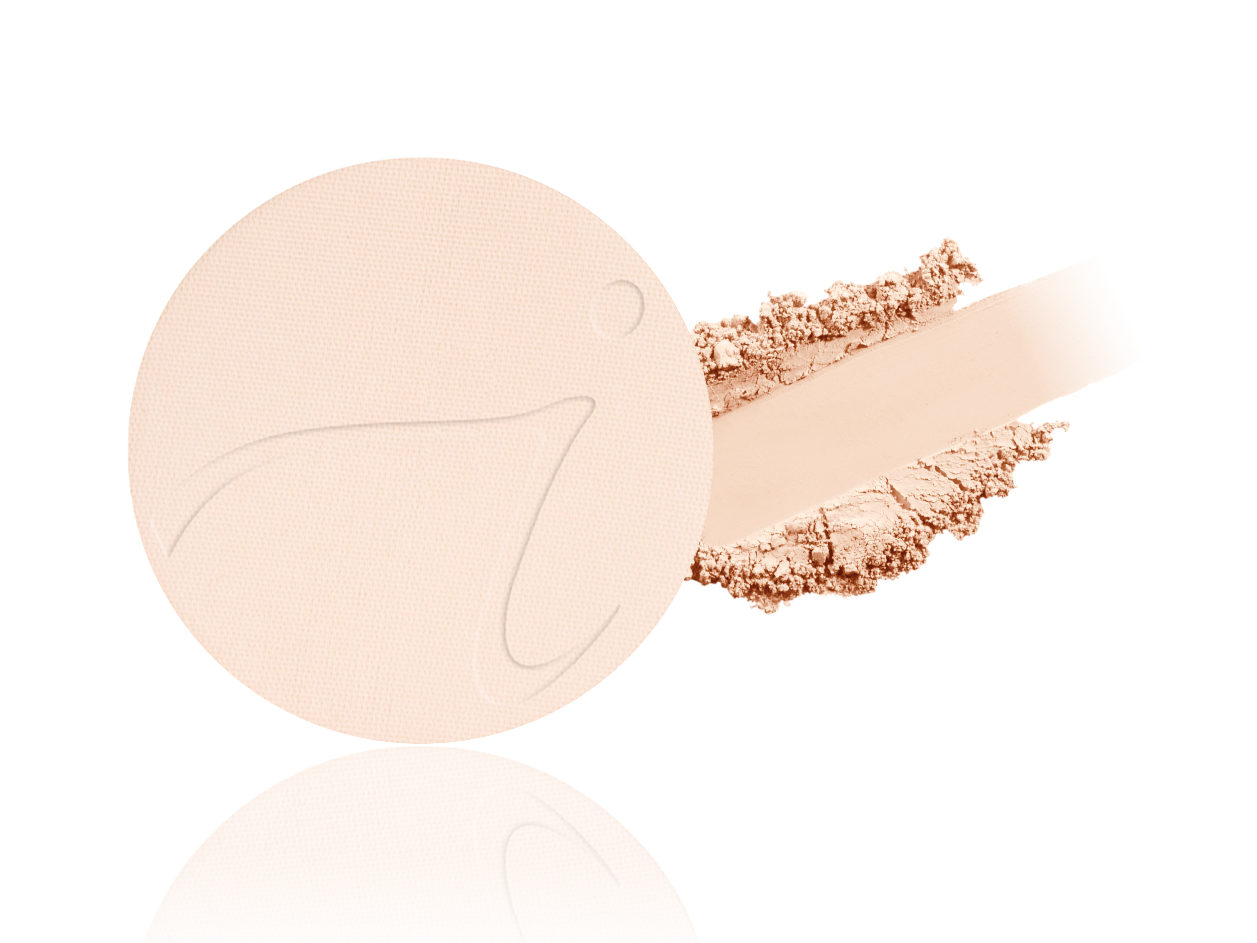 Jane Iredale PurePressed Base Refill, natural