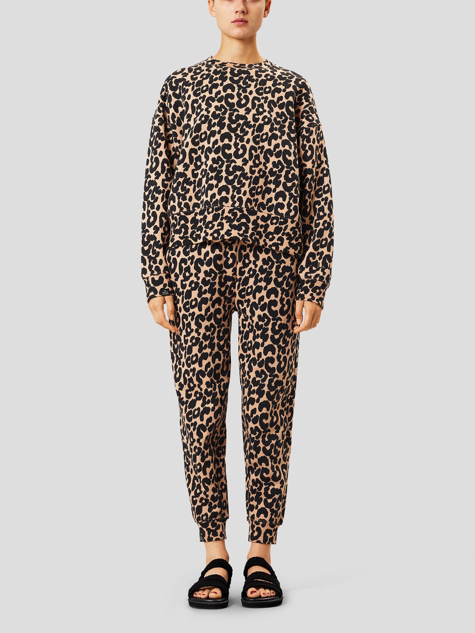 Munthe Faye-Le Sweatpants, Camel, 38