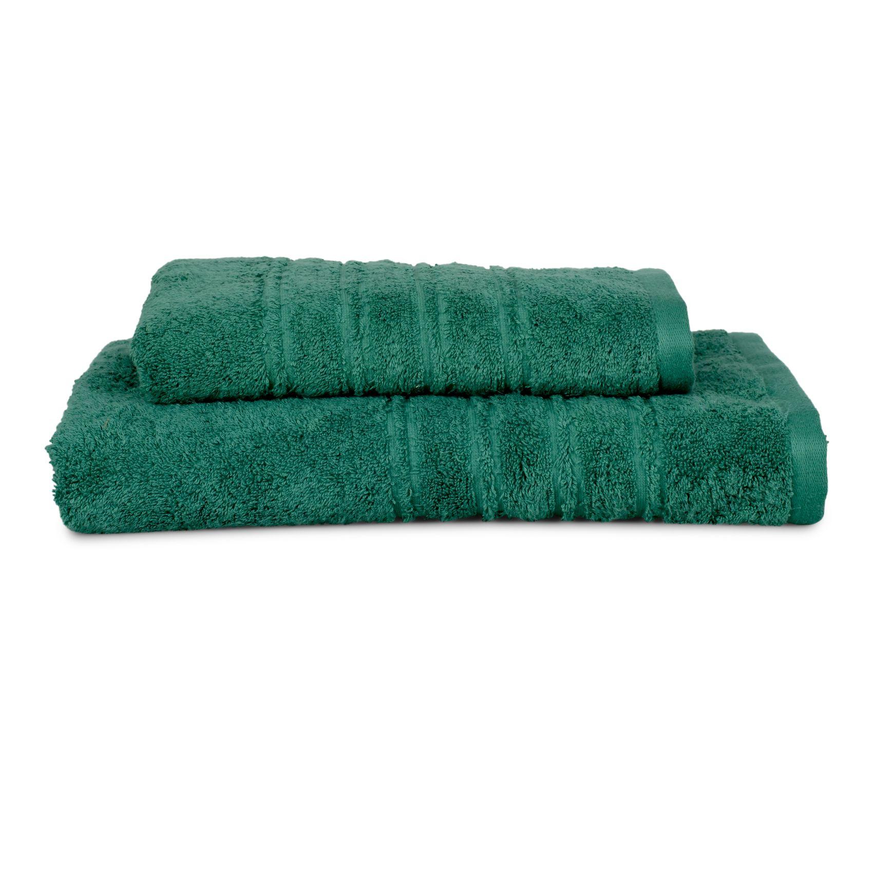 Nordstrand Nettle håndklæde, 70x140 cm, grøn