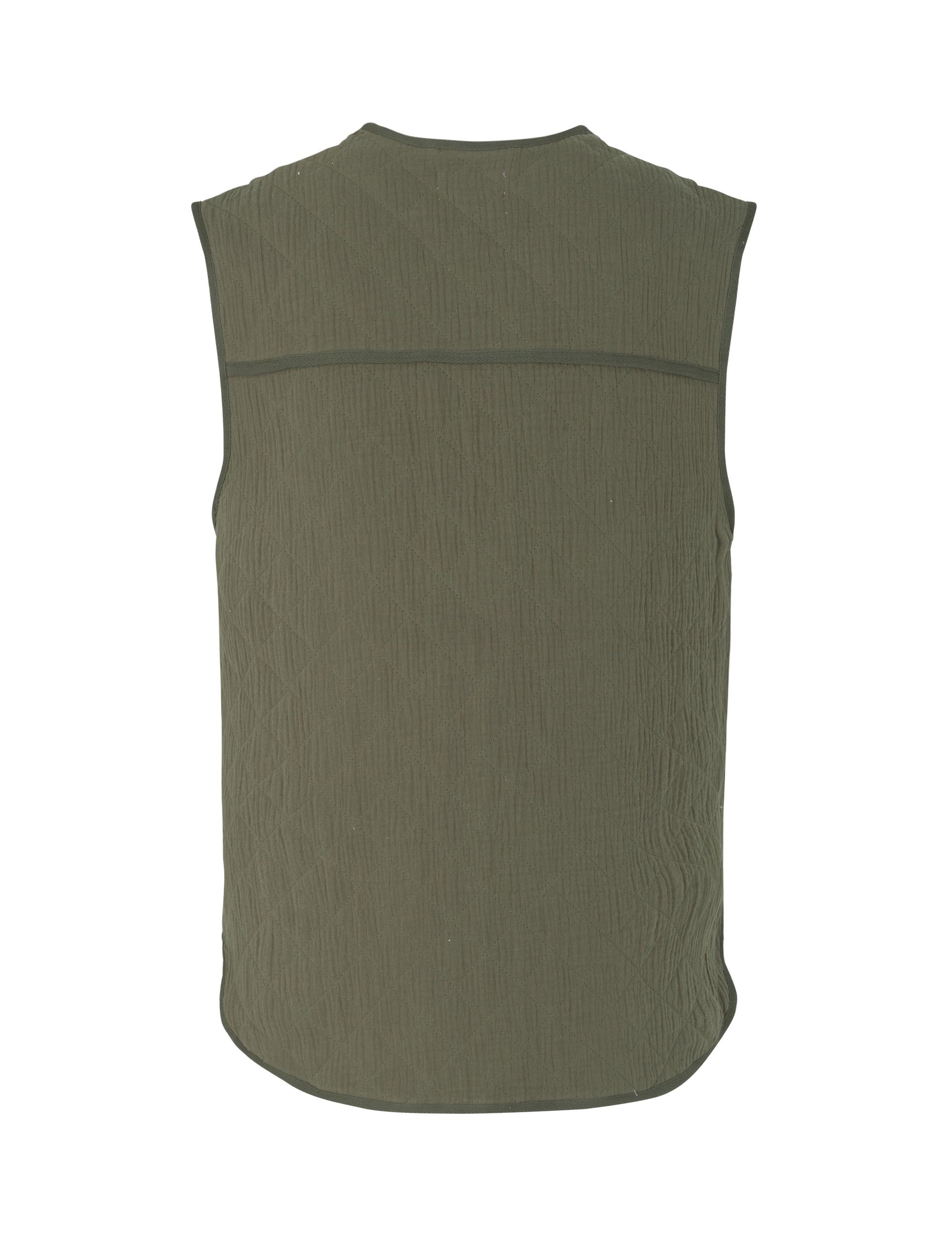 Global Funk Feeney vest, army, x-small