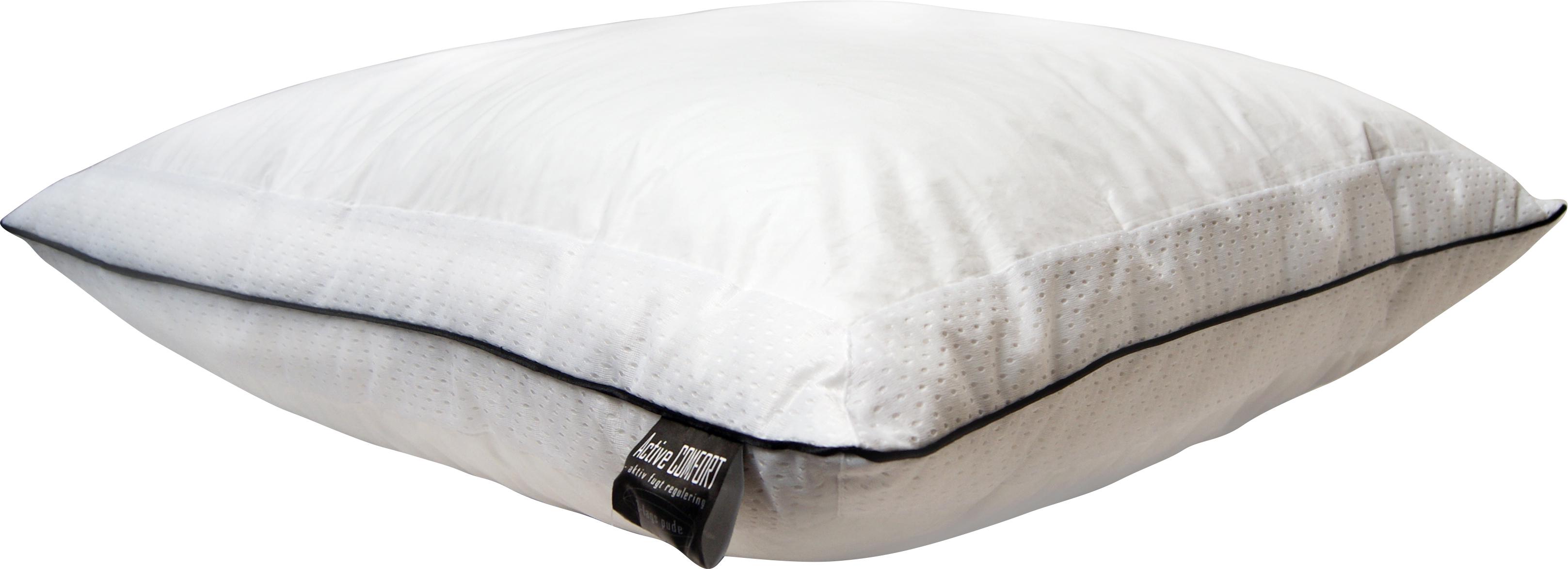 Turiform Active Comfort 3-kammers hovedpude, 60x63 cm