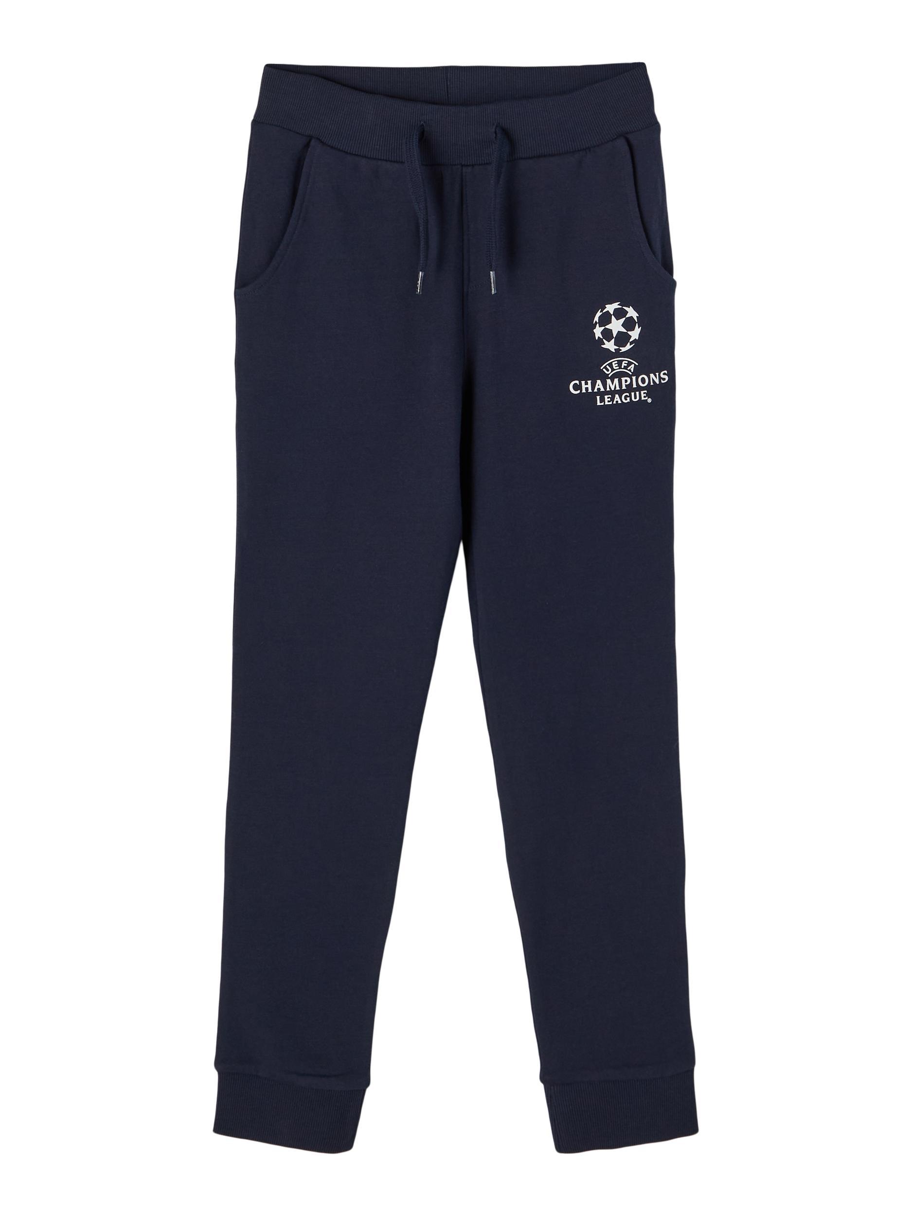 Name It UEFA Elton sweatpants, dark sapphire, 122